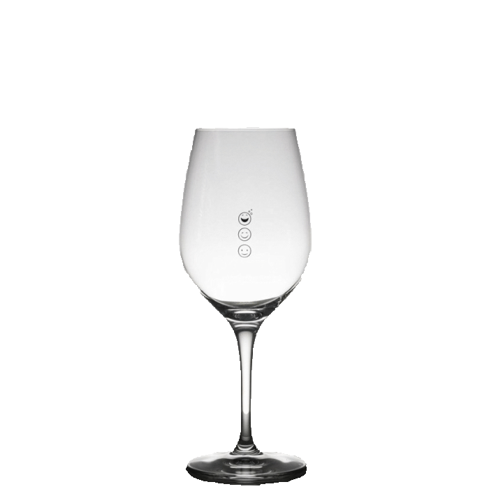 Emoji Wine Glasses