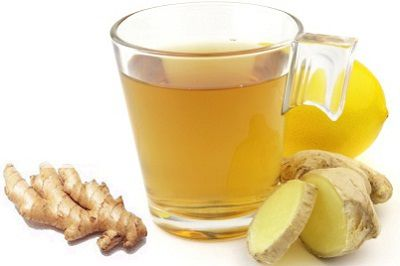 Lectin Free Ginger Tea
